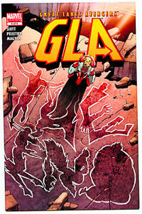 G.L.A. Vol.I Issue #4 (2005) Marvel Early Squirrel Girl