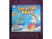 Face Splat Game BNIB