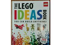 THE LEGO IDEAS BOOK - Used in good condition.