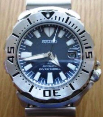 Brand-New SEIKO PROSPEX LIMITED MODEL SZSC003 MECHANICAL Analog Diver Watch EMS