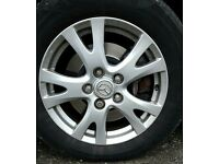 Mazda 6 wheel wanted