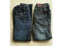 Next & M&S jeans excellent condition 6-7
