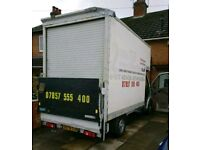 Loughborough Removals house clearance office flat students move