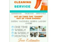 MJ CLEANING SERVICE