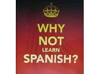 Learn spanish!! £10ph