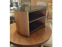 Alphason TV Stand, mint condition.