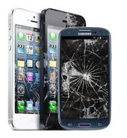 Cell phone repair Any make ( iphone, Samsung , lg, blackberry)