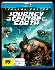 Journey To The Centre Of The Earth : NEW Blu-Ray