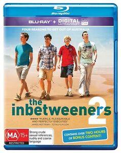 The Inbetweeners 2 : NEW Blu-Ray