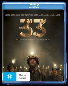The 33 (Blu-ray, 2016)  New, ExRetail Stock, Genuine & unSealed  - D127