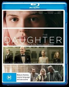 The Daughter : NEW Blu-Ray