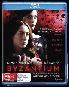 Byzantium-Gemma-Arterton-BLU-RAY-Region-B-NEW-SEALED