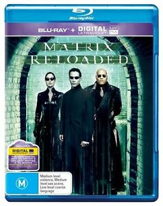 The Matrix Reloaded (Blu-ray, 2014)