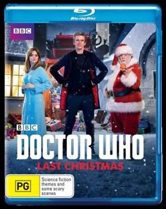 Doctor Who - Last Christmas (Blu-ray, 2015)New, ExRetail Stock (D121)