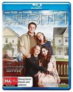 Brand New & Sealed - Life After Beth (Blu-ray, 2014)