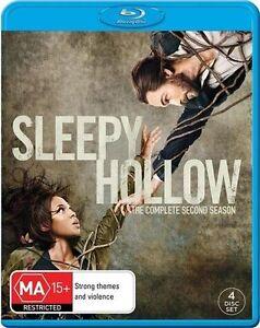 Sleepy Hollow Season 2 : NEW Blu-Ray