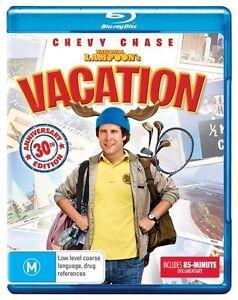 National Lampoon's European Vacation: 30th Anniversary * Blu-ray NEW *