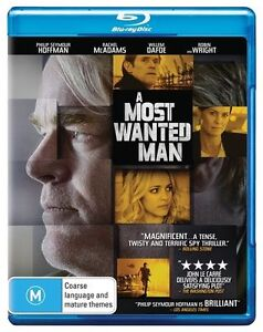 A Most Wanted Man (Blu-ray, 2014) New, ExRetail Stock (D143)