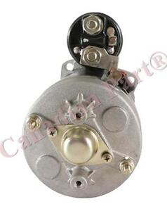 New BOSCH Starter for DEUTZ Various Models 1989-1992 SBO0006