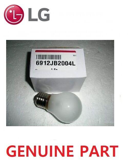 LG FRIDGE 40W ES LAMP LIGHT BULB GENUINE  suit for GC-B196AC