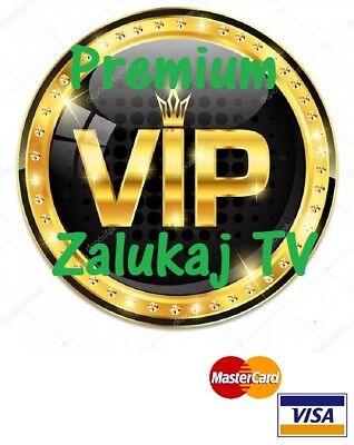 ZALUKAJ TV Kod Premium 30 dni NAJSZYBSZA WYSYŁKA na email PROMOCJA !!!