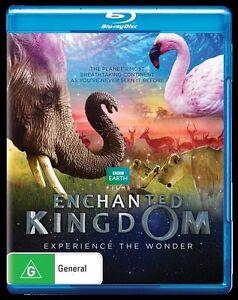 Enchanted Kingdom    Blu-Ray Region B