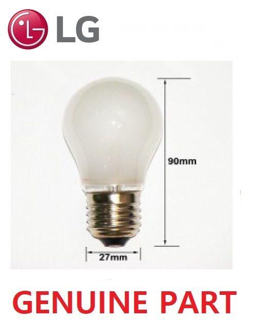 LG 40WATT 240VAC ES FRIDGE GLOBE - PART # 6912JB2004L