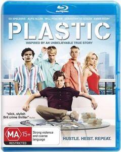Plastic (Blu-ray, 2014)