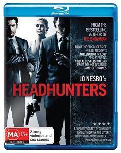 Headhunters  Blu-Ray Region B