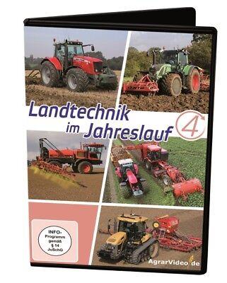 Landtechnik im Jahreslauf, Teil 4  (NEU & OVP)