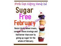 Sugar Free For February