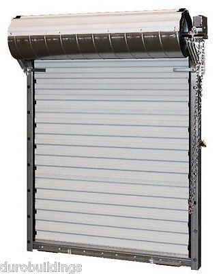 Durosteel Janus 8x7 Self Storage 650 Series Metal Roll-up Door Hdwe Direct