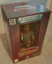Settlers 7 VII Collectables - Figurine, poster, cd soundtrack
