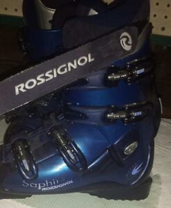 Rossignol Size 9 Womens Ski Boot