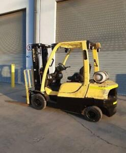 Hyster H2.5CT 2.5T Forklift Richlands Brisbane South West Preview