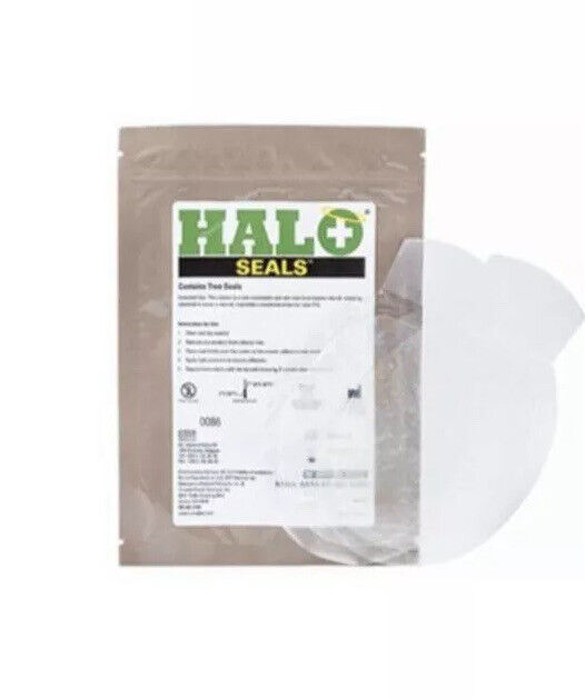 Halo Chest Seal Brand New - Expiration 2025
