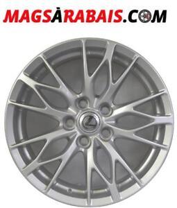 Mags 17 '' Lexus HIVER  **disponible avec pneus*****OUVERT SAMEDI 10-14h****