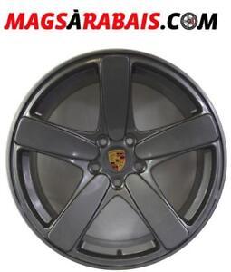 Mags 18 '' Porsche Macan HIVER **disponible avec pneus****OUVERT LES SAMEDIS 10H a 14H!**