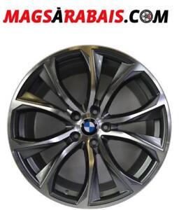 "Mags et Pneus BMW X5 X6 21""***OUVERT SAMEDI 10-14h****"