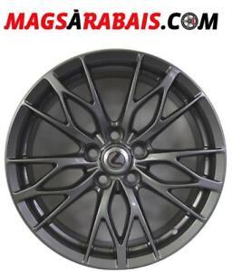 Mags 18 '' Lexus HIVER **disponible avec pneus****OUVERT LES SAMEDIS 10H a 14H!**
