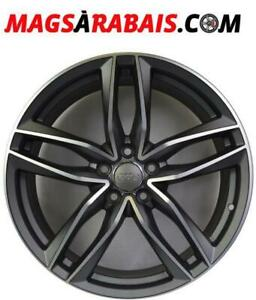 Mags 21-22 pouces pour Audi Q7 **KIT mags + pneus dispo**Ouvert Vendredi, Samedi, Lundi de Paques!