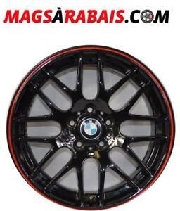Mags 19 '' BMW HIVER **disponible avec pneus** Série 1 2 3 4 5 6 7 x5 x6 x1 x3 x4**OUVERT SAMEDI 10-14h**