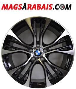 *Mags 20'' pour BMW X5 ou X6***MAGS A RABAIS***   **OUVERT LES SAMEDIS 9h30-14h30**