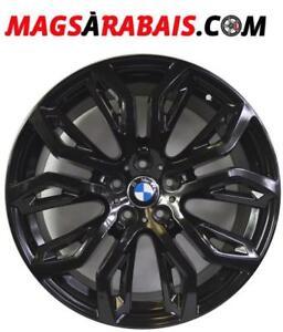 Mags BMW X5 X6 22 pouces **335/25/22  +  295/30/22 PIRELLI****OUVERT LES SAMEDIS 10H a 14H!**