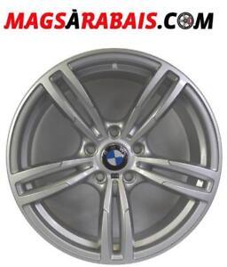 Mags BMW X3 2018-19, disponible avec pneus hiver