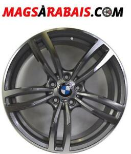 SPECIAL MAGS 22 pouces BMW X3 staggered