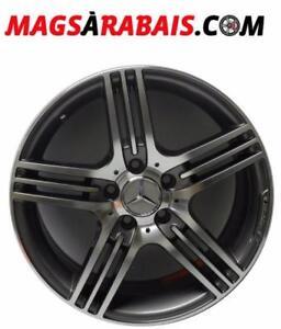 Mags 19 '' Mercedes Hiver disponible avec pneus**OUVERT LES SAMEDIS 10H a 14H!**