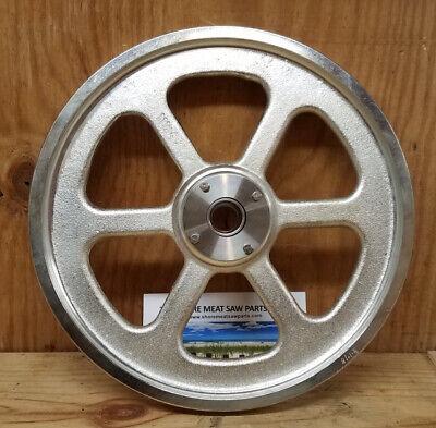 Upper Saw Wheel Complete For Hobart Models 6801 Just Slides On Shaft Ref. 104999