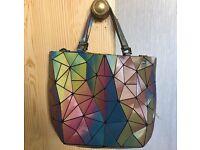 Rainbow Shifting Handbag
