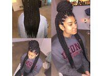 Afro Caribbean Hair Braiding Services in Birmingham & West Midlands